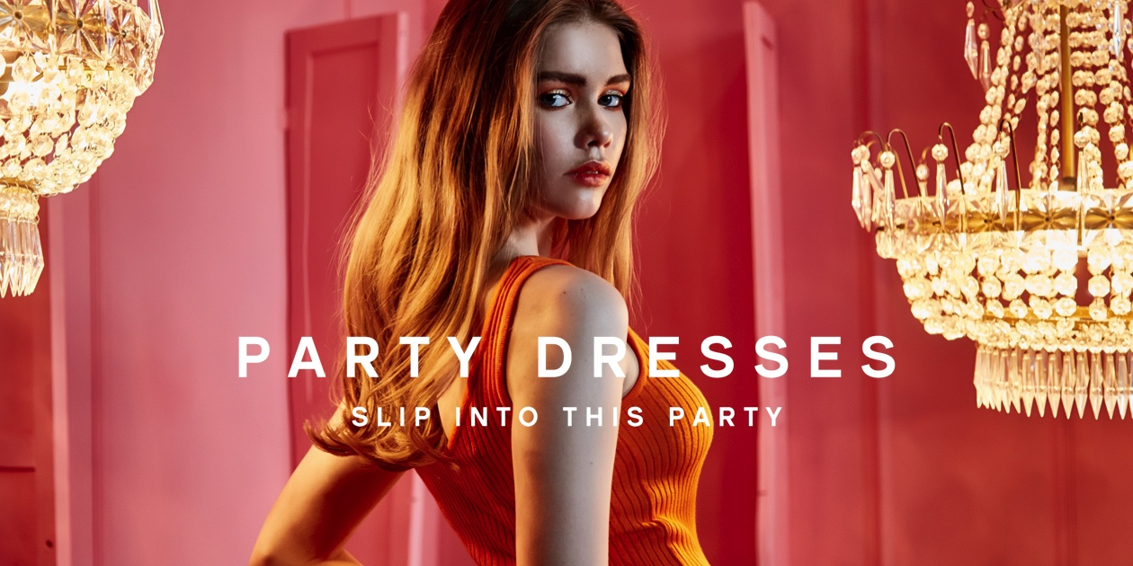 Party Dresses for Every Occasion